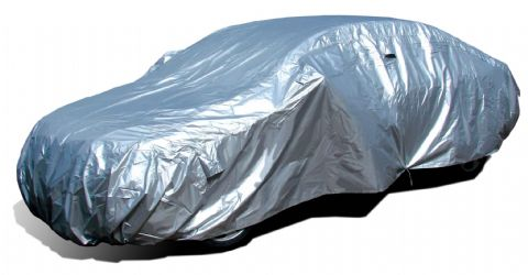Large Premium Breathable Complete Car Cover - Cover1L